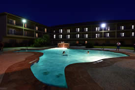 At Holiday Inn Express Hotel And Suites Of Kerrville We Have A Variety Room Sizes Accommodations From Our Ious Standard With Double Queen